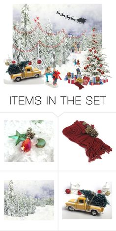 """""""Over The Roof Tops He Goes!"""" by tol-n-tique ❤ liked on Polyvore featuring art"""