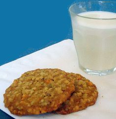 One Perfect Bite: Butterscotch Oatmeal Cookies