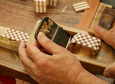 Making Marquetry 5