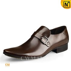 CWMALLS Men's Monk Strap Dress Loafers CW716236 Classics smooth leather monk strap loafer made of genuine grained calfskin leather, fashion men's buckle loafers design accented with a monkstrap, leather linings, a fully cushioned footbed and a rubber outsole. www.cwmalls.com PayPal Available (Price: $195.89) Email:sales@cwmalls.com