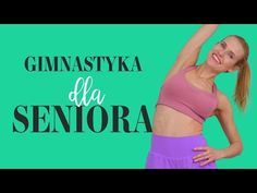 Gimnastyka dla seniora | Zdrowo i aktywnie| Ola Żelazo - YouTube Zumba, Glutes, Youtube, Yoga, Workout, Health, Swimwear, Sports, Women