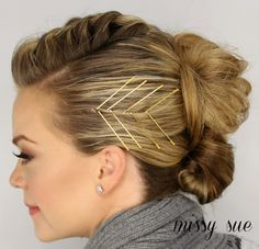 Braided Hairstyles How To,bun hairstyles with weave ideas.Cornrows Hairstyles Ombre,beautiful women hairstyles faces,older women hairstyles skin care and women hairstyles with bangs long layered ideas. Hairstyles With Glasses, Bobby Pin Hairstyles, French Braid Hairstyles, Fringe Hairstyles, Hairstyles With Bangs, Summer Hairstyles, Romantic Hairstyles, Wedding Hairstyles, Bouffant Hairstyles