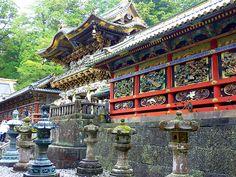 Rinnoji-Tempel und Toshogu-Schrein