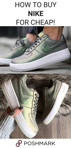 83f7b74dd7c Buy pre-owned Nike Air Force 1 sneakers for up to 70% off on Poshmark.  Download the app to shop!