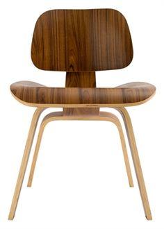 Matt Blatt Replica Eames DCW (Dining Chair Wood) by Charles and Ray Eames $295
