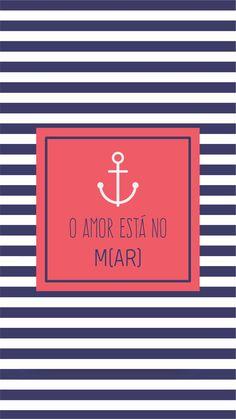 sailor good vives wallpaper Sailor, Nautical, Bee, Calm, Wallpapers, Artwork, Quotes, Navy Marine, Quotations