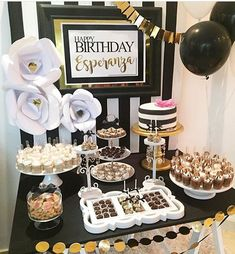 birthday party decoration ideas for women 40th Bday Ideas, 50th Birthday Party Decorations, Moms 50th Birthday, Adult Birthday Party, 30th Birthday Parties, Birthday Celebrations, Birthday Ideas For Women, Party Ideas, Men Party