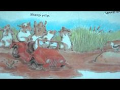 SHEEP IN A JEEP- Perfect for LONG /e/