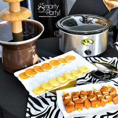 chocolate-fountain-maple-syrup-waffle-bar-tailgate