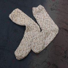 Qual è il regalo ideale per la shiatsuka? Ma un paio di calzini morbidi!  #sorridoconpoco
