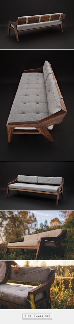 Emerson Sofa by Jory Brigham » Retail Design Blog... - a grouped images picture - Pin Them All