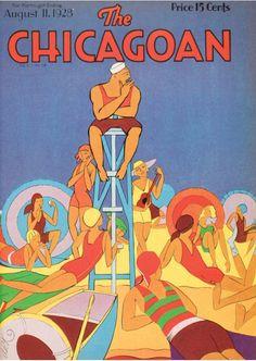 Chicago's Forgotten Magazine of the Jazz Age