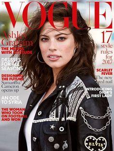 Vogue UK  - Grab Your Copy from https://www.magazinecafestore.com/vogue-uk-magazine.html