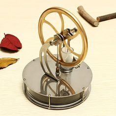 Low Temperature Stirling Engine