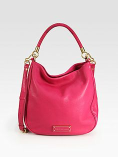 LOVE this color... Marc by Marc Jacobs Too Hot To Handle Hobo Bag