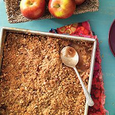 Classic Apple Crisp: King Arthur Flour