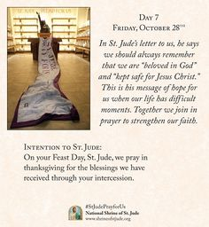 Solemn Novena to St. Jude - Day 7