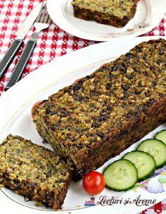 i orez Vegetable Recipes, Vegetarian Recipes, Cooking Recipes, Healthy Recipes, Healthy Food, Good Food, Yummy Food, Baked Vegetables, Romanian Food