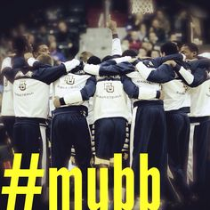 The official hashtag of Marquette University Basketball.