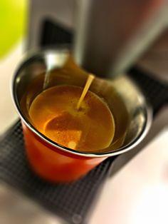 Guten Morgen…es geht doch nichts über einen #Arpeggio #Kaffe aus einer frisch entkalkten @Nespresso Maschine 🤓