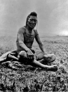 Tsaasi Mis-salla (aka Crow With Necklace, aka Crow Collar) - Sarcee - circa 1920