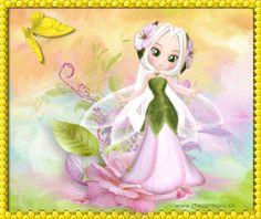 Tag d'été animé 2 - Créations Armony Creations, Fairy, Princess Zelda, Cartoon, Fictional Characters, Image, Cartoons, Fantasy Characters, Faeries