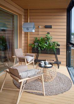 42 Small balcony lounge Ideas for the perfect relaxation port - Balkon Deko Ideen - Balcony Furniture Design Apartment Balcony Garden, Apartment Balcony Decorating, Cozy Apartment, Apartment Balconies, Balcony Gardening, Apartments Decorating, Gardening Tips, Terrasse Design, Balkon Design
