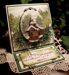 ~I Heard the Bells.... by patsmethers - Cards and Paper Crafts at Splitcoaststampers