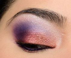A Copper & Purple Eye Look with Morphe x Jaclyn Hil - Temptalia Beauty Blog: Makeup Reviews, Beauty Tips