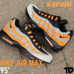 Nike will be releasing Nike Air Max 95 Safari exclusively with UK Store size? on Friday 6/8. The Nike Air Max 95 Safari is the first sneaker to drop from size? exclusive pack. Check out what we think of the Safari color way, pictures and where to buy by CLICKING HERE! #AirMax95 #NikeAirMax95 #Safari #fashion #sneakerhead #sneakers #NikeAirMax95Safari #AirMax95Safari #Nike #UK #Size? #Size #techdaddy