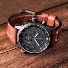 Technic Airmate Chronograph Quartz // TA2-D