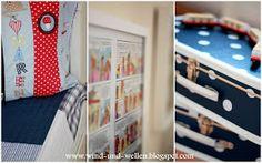 Wind und Wellen: Kinderzimmer Makeover ...