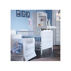 we might just go with the ikea hensvik crib | nursery notions, Deco ideeën