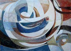 "Saatchi Art Artist Sally Schaedler; Painting, ""The Journey"" #art"