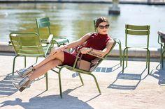 Larisa Costea at PFW 2015 wearing Artelier by Cristina Ramella World Cuff // ARTELIER
