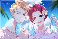 Dgztmg5voaasn8b Star Crossed Myth, Japanese Games, Boy Character, Cute Anime Boy, Ensemble Stars, Shounen Ai, Manga, My Princess, Amazing Art