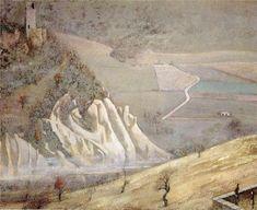 Balthus. Montecalvello, 1979.
