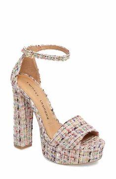 e2b7f4b773ff Alice + Olivia Layla Suede Platform Sandals