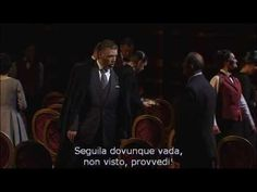 TOSCA - Thomas Hampson as Scarpia - Va, Tosca (Te Deum) - YouTube