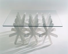 Snow by Nendo for Swedese.