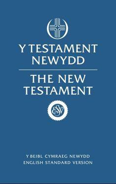 Y Testament Newydd/ Welsh New Testament , £12.99