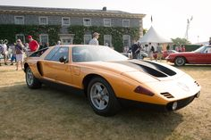 Goodwood Festival of Speed 2013. Mercedes-Benz C 111. Photo kindly provided by Jan Gleitsmann.