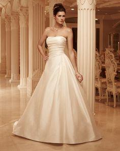 Casablanca Bridal Wedding Dresses Photos on WeddingWire