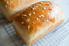 Make this bread. Was