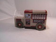 Cute Hershey Tin.