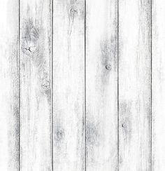 Whitewash Wood Panel Self Adhesive Vinyl  Contact Paper Wallpaper  Peel-Stick 5M #Magicfix
