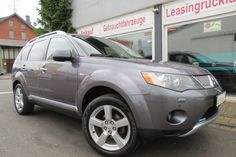 Mitsubishi Outlander 2.2 DI-D 4WD Instyle top condition as a sedan in Kaarst
