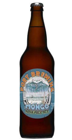 "Port Brewing ""Mongo"" Double IPA"