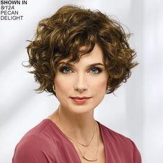 66 Chic Short Bob Hairstyles & Haircuts for Women in 2019 - Hairstyles Trends Curly Hair Cuts, Curly Bob Hairstyles, Wavy Hair, Short Hair Cuts, Easy Hairstyles, Curly Hair Styles, Natural Hair Styles, Hairstyles 2016, Medium Hairstyles