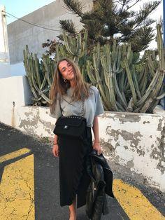 sophia roe - skirt zara ruffle